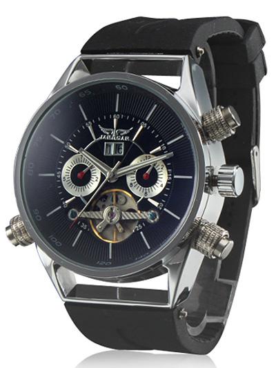 orologio uomo cinturino gomma