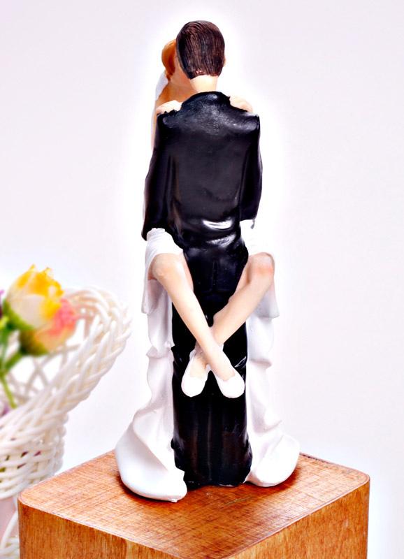 Classic Sweet Figurine Classic Couple Wedding Cake Toppers