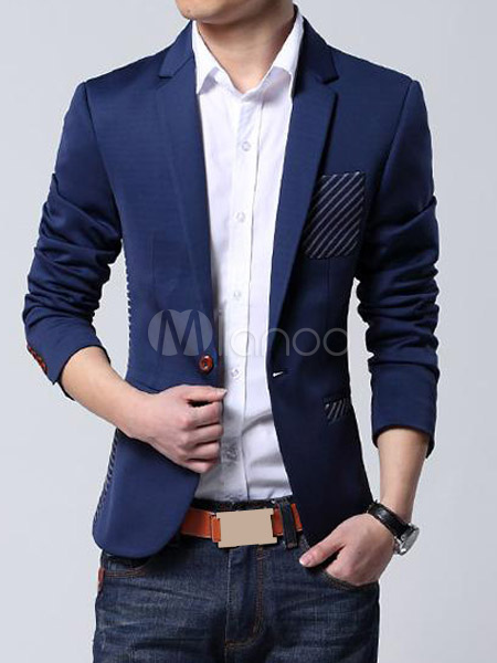 Vestiti Matrimonio Uomo : Elegante stripe cotone vestiti casual per uomo milanoo
