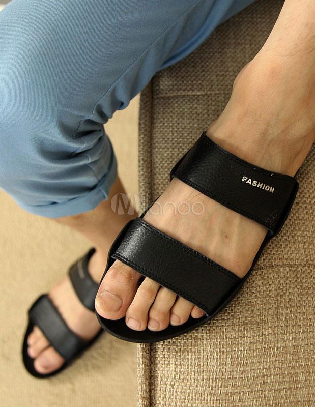 Sandalia sexy para hombres