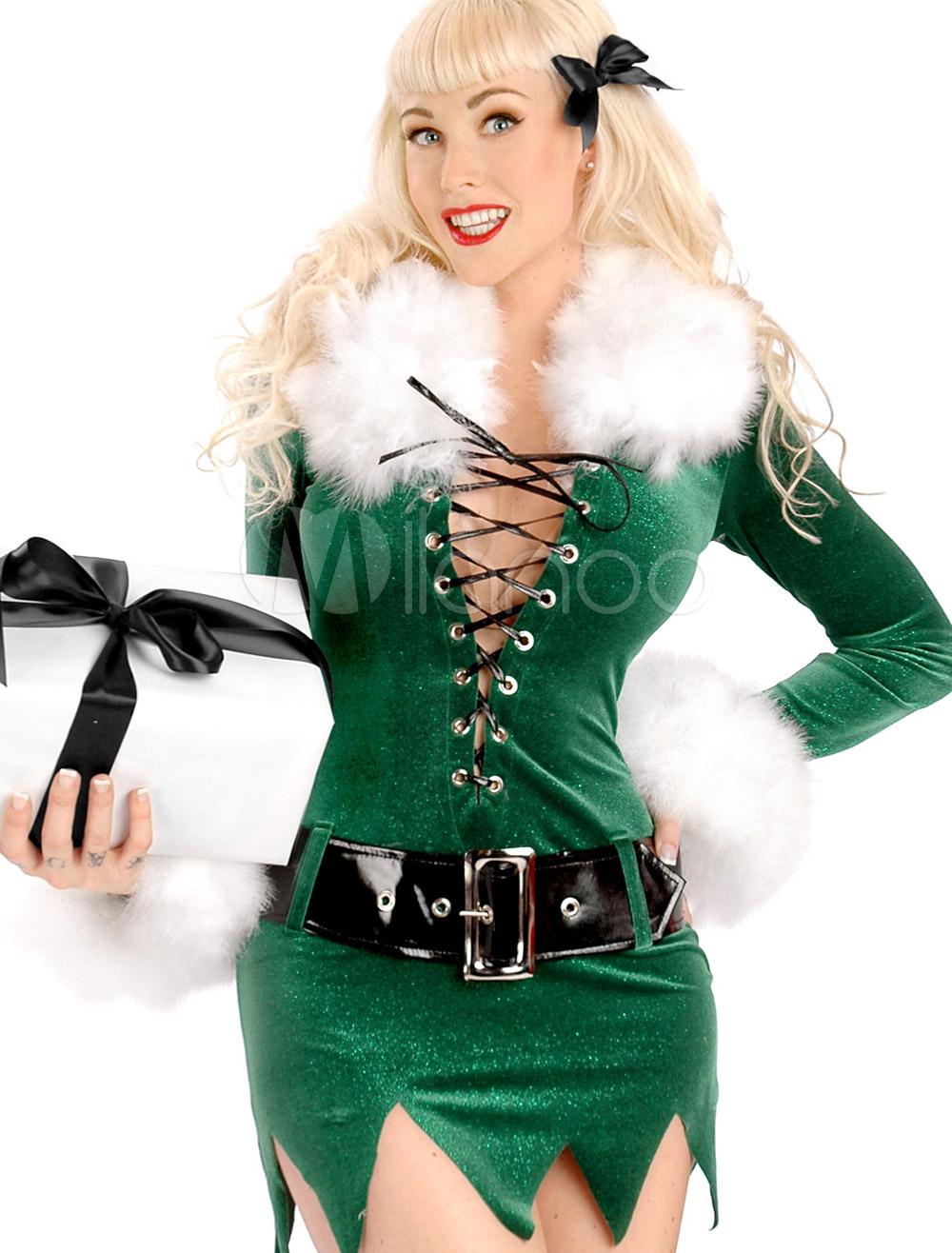 Sexy christmas elfs sex pic