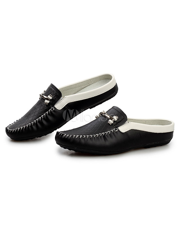 Buy low price, high quality mens backless shoes with worldwide shipping on nichapie.ml
