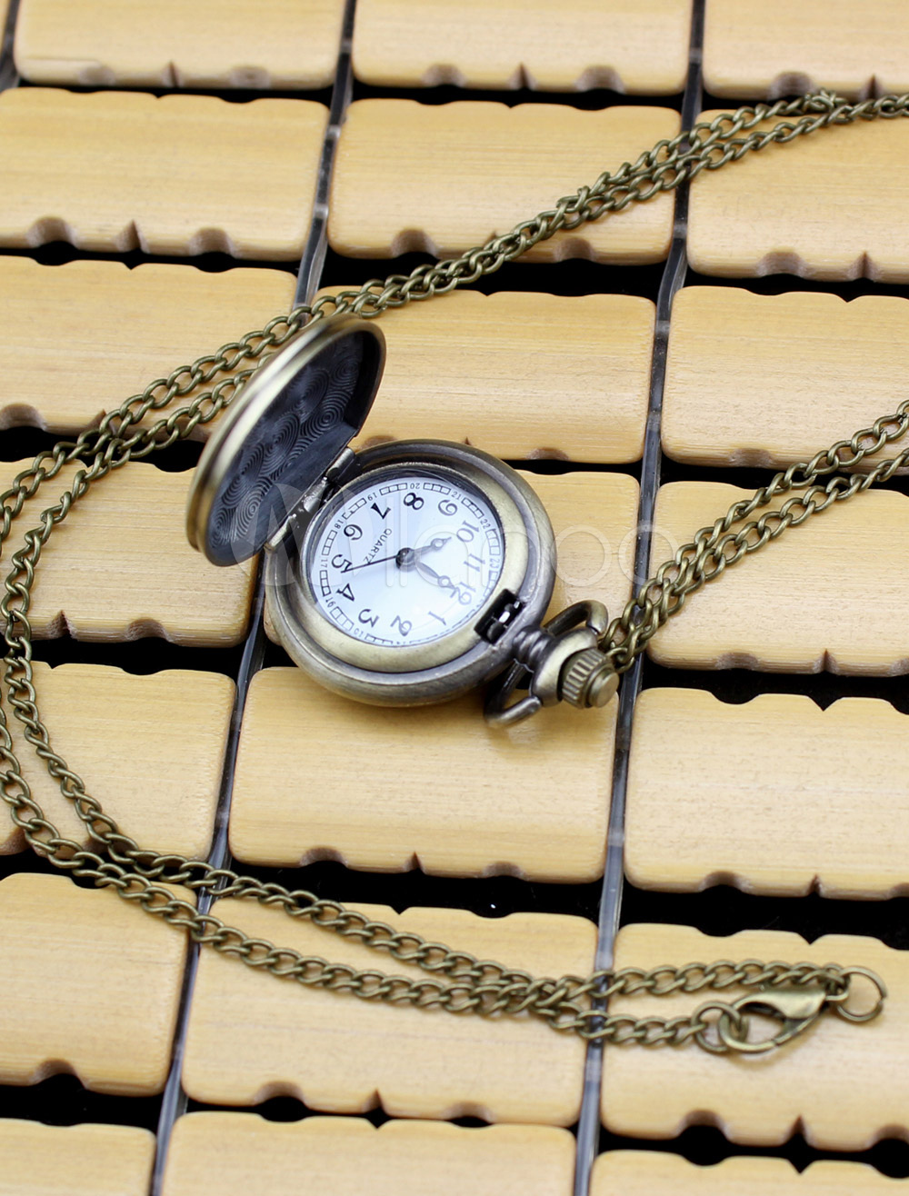 Creative Personalized Wedding Pocket Watch