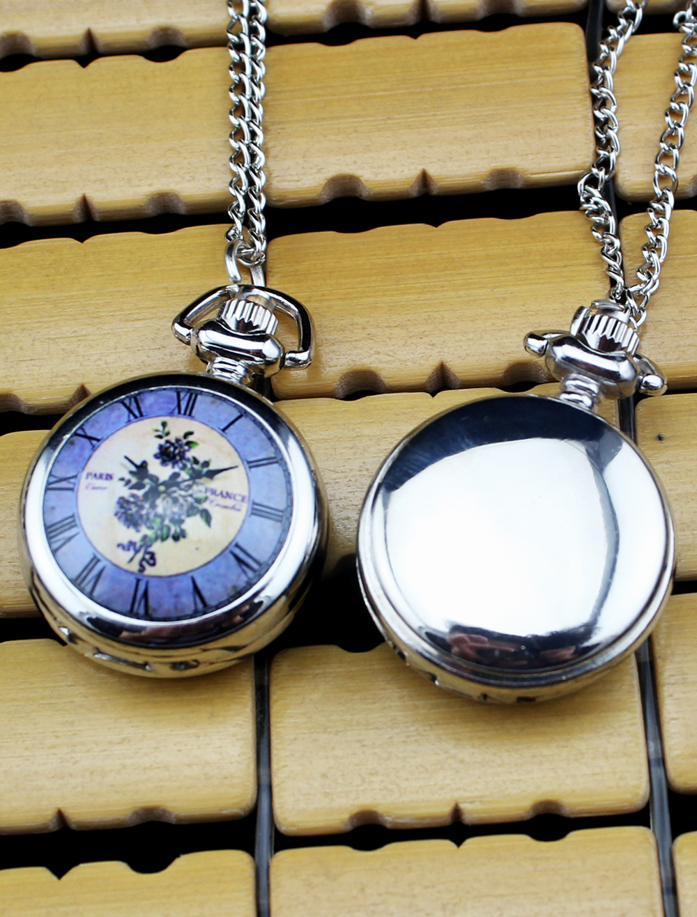 Sweet Wedding Personalized Gift Of Pocket Watch