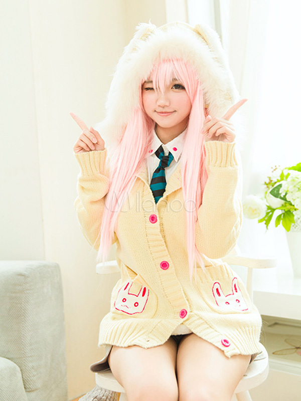 Super sonico cosplay costume