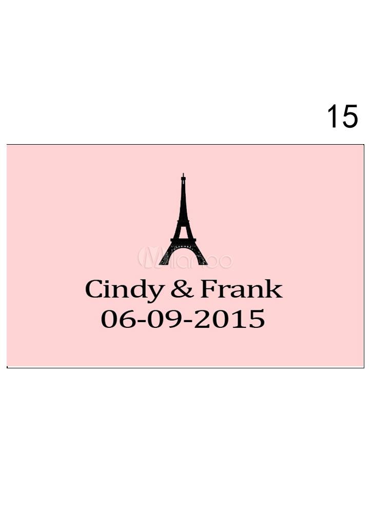 bote dallumettes personnalis pour mariage 12set no16 - Allumettes Personnalises Mariage