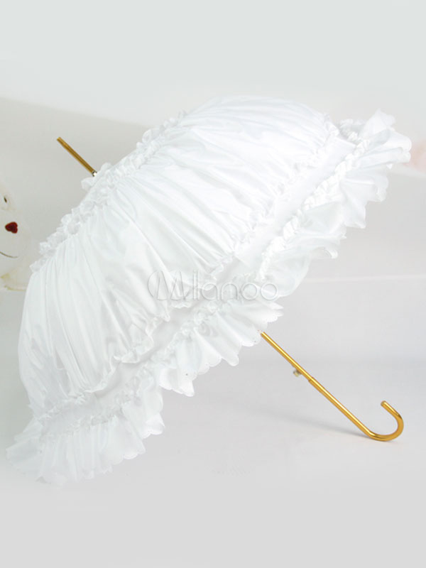 Dual-use Lolita Umbrella $44.99 AT vintagedancer.com