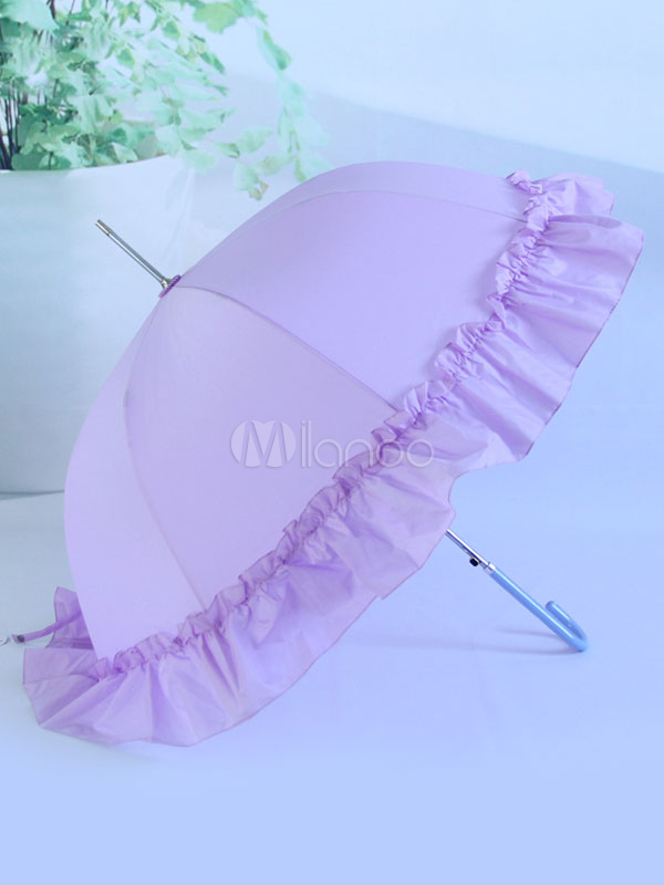 Dual-use Lolita Lace Umbrella $12.99 AT vintagedancer.com