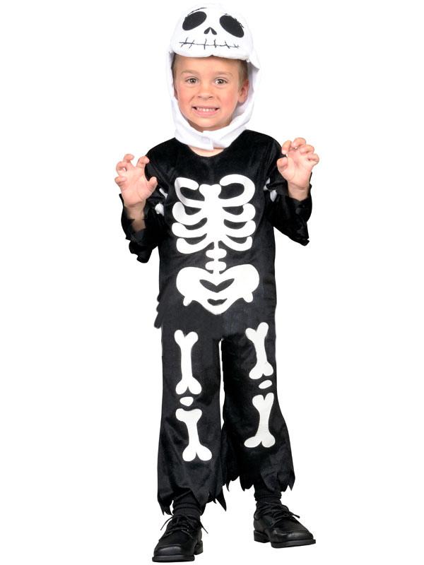 costume halloween de squelette pour enfants. Black Bedroom Furniture Sets. Home Design Ideas
