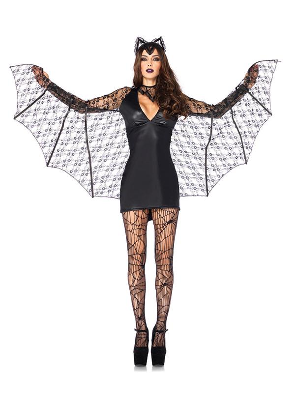 Как сделать костюм летучая мышь