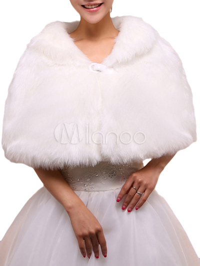 Faux Fur Shawl $24.99 AT vintagedancer.com