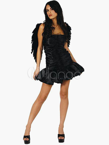 Cheap Halloween Fallen Angel Costume Halloween