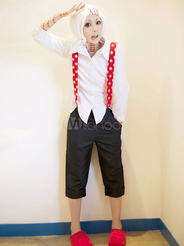 Ghoul robeecono costume