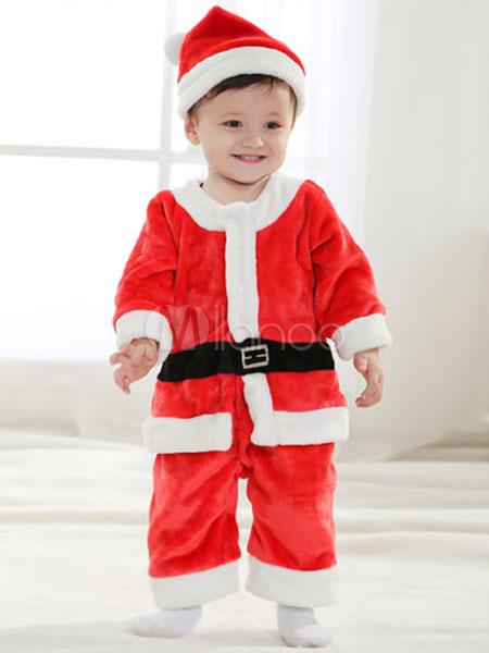 Con trajes de navidad para ni os - Trajes de navidad para bebes ...