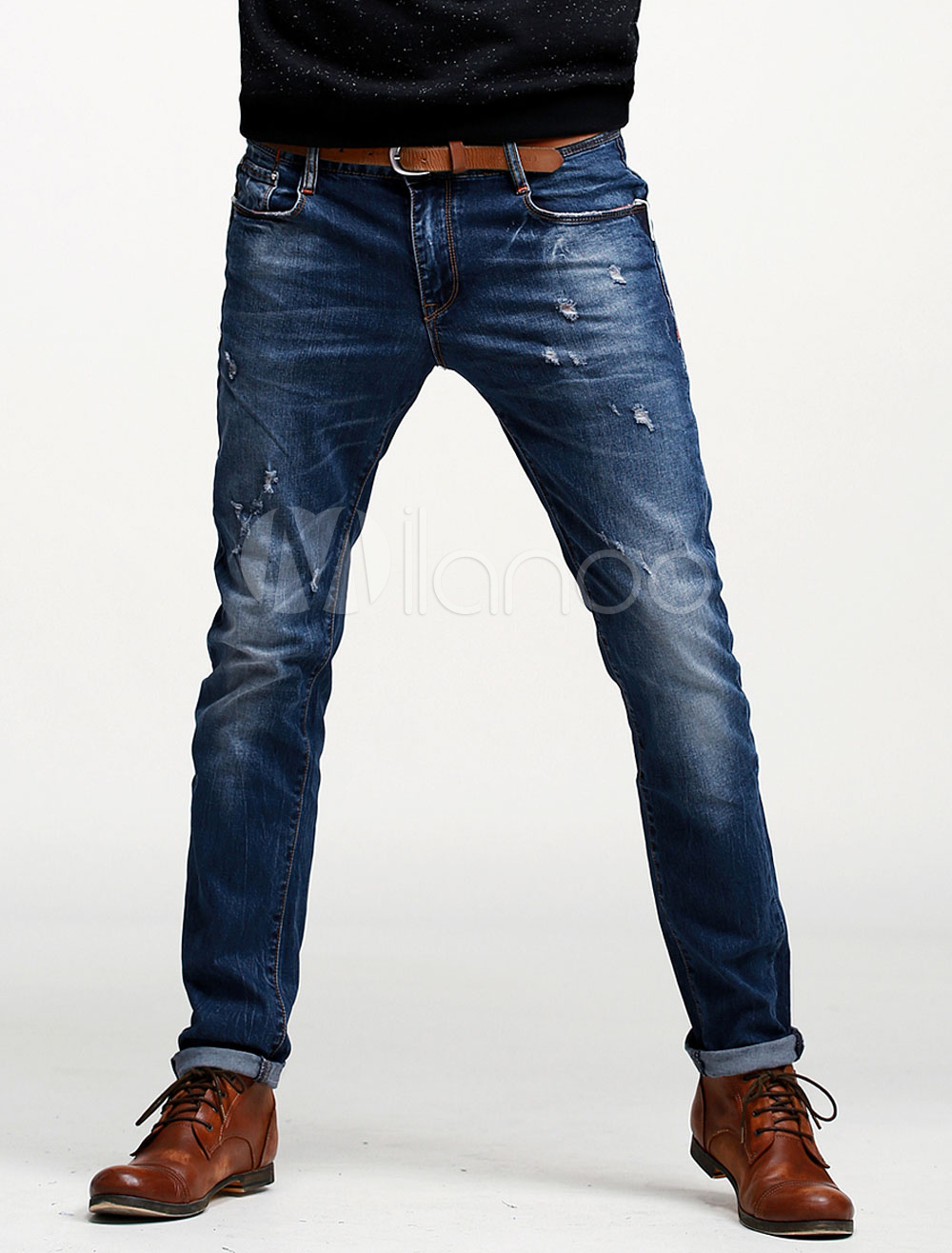 Cheap Mens Slim Fit Jeans