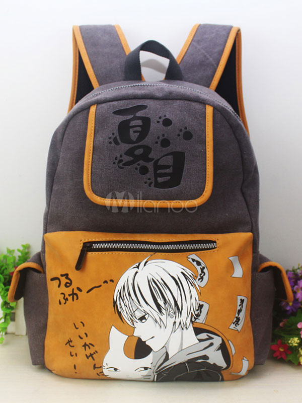 Natsume's Book Of Friends Natsume Takashi Anime Bag