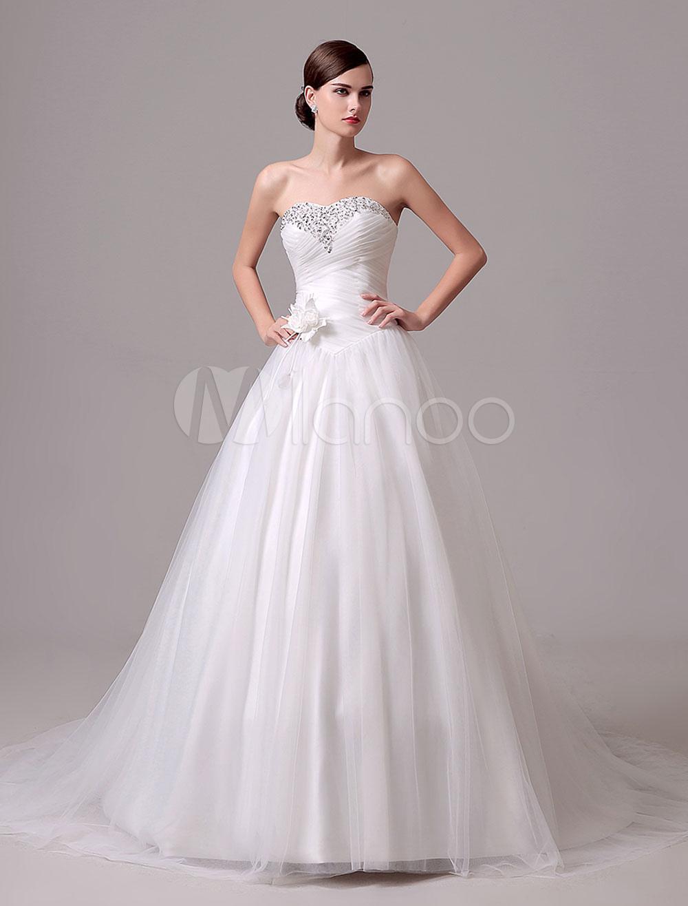 Robe de mari e dos nu strass id es et d 39 inspiration sur le mariage - Robe de mariee strass ...