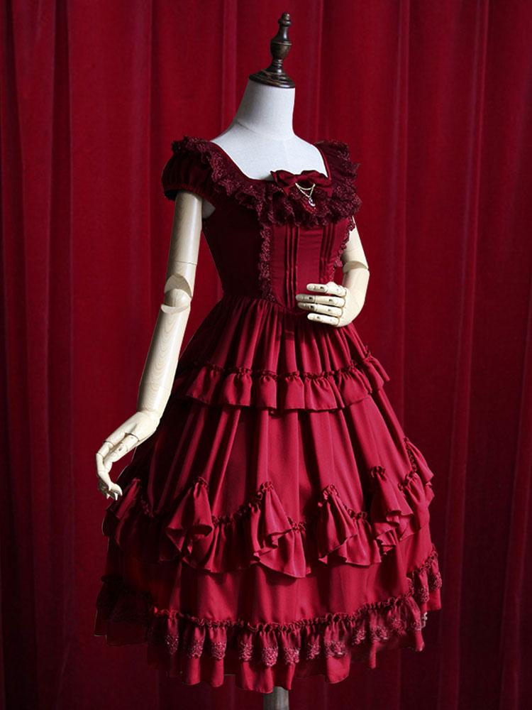 Лолита в платье