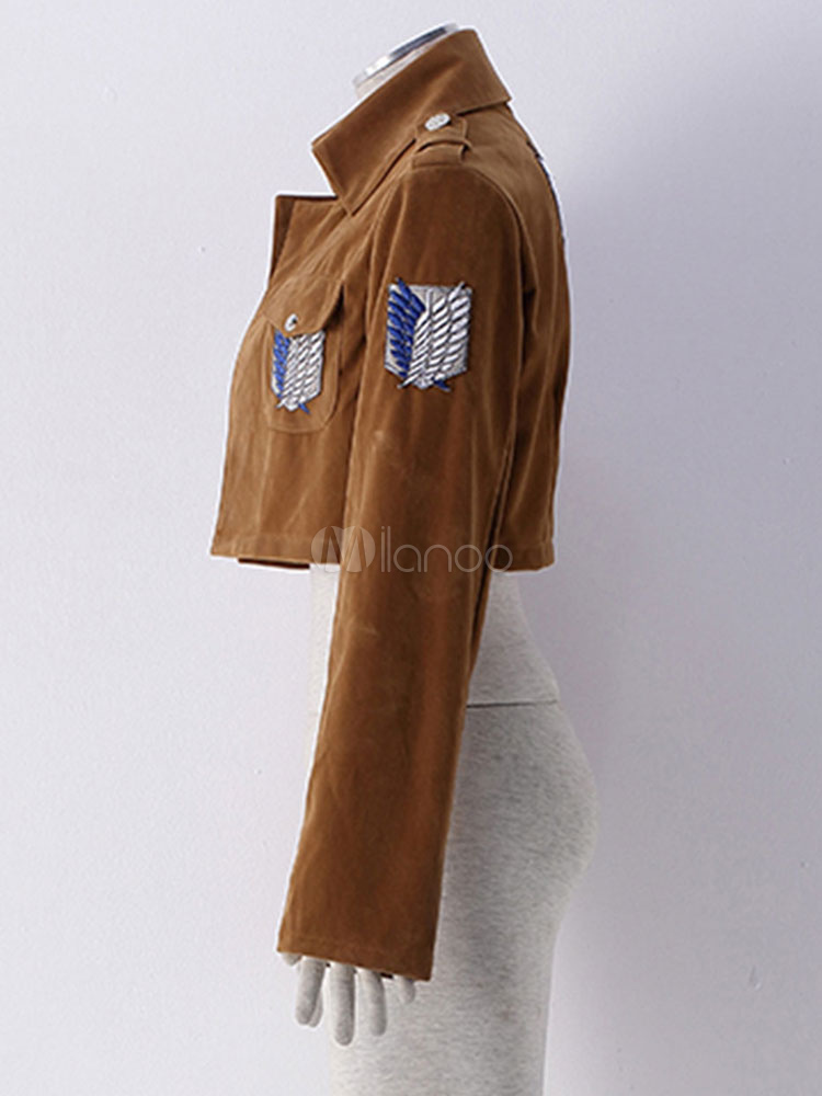 Attack On Titan Scout Regiment Jacket