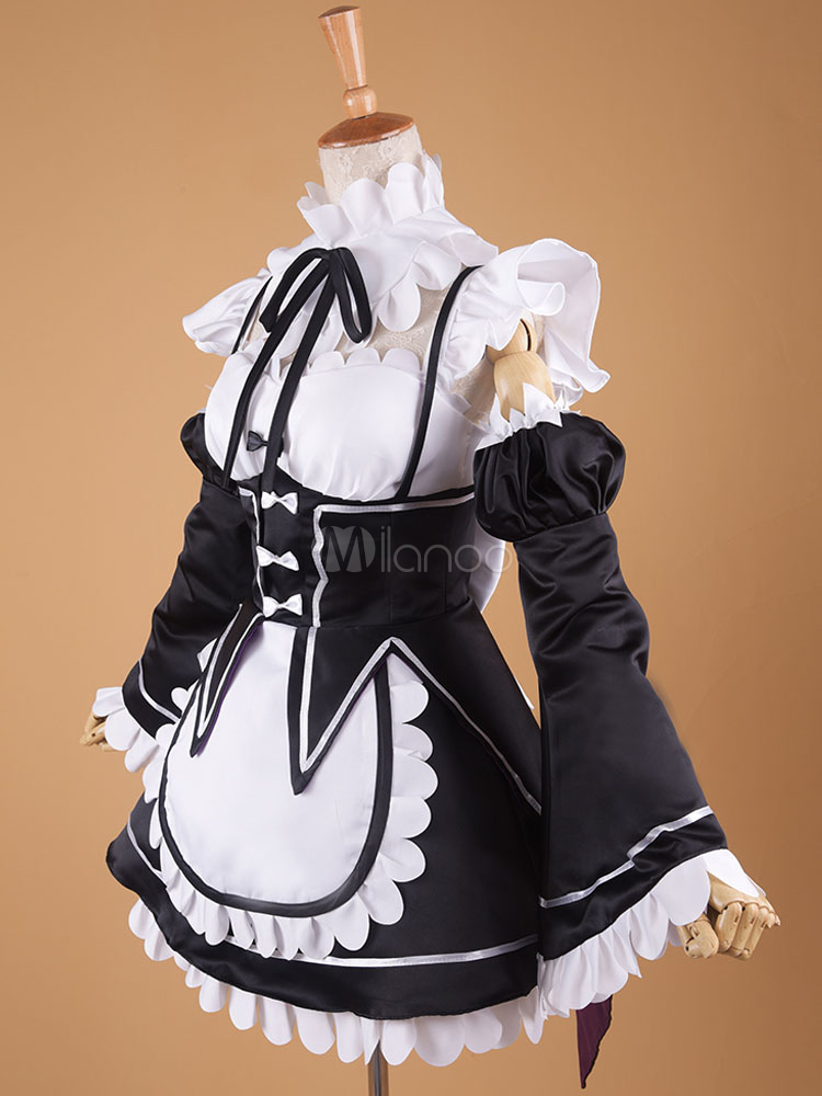 Re Zero Starting Life In Another World Rem Ram Cosplay ...