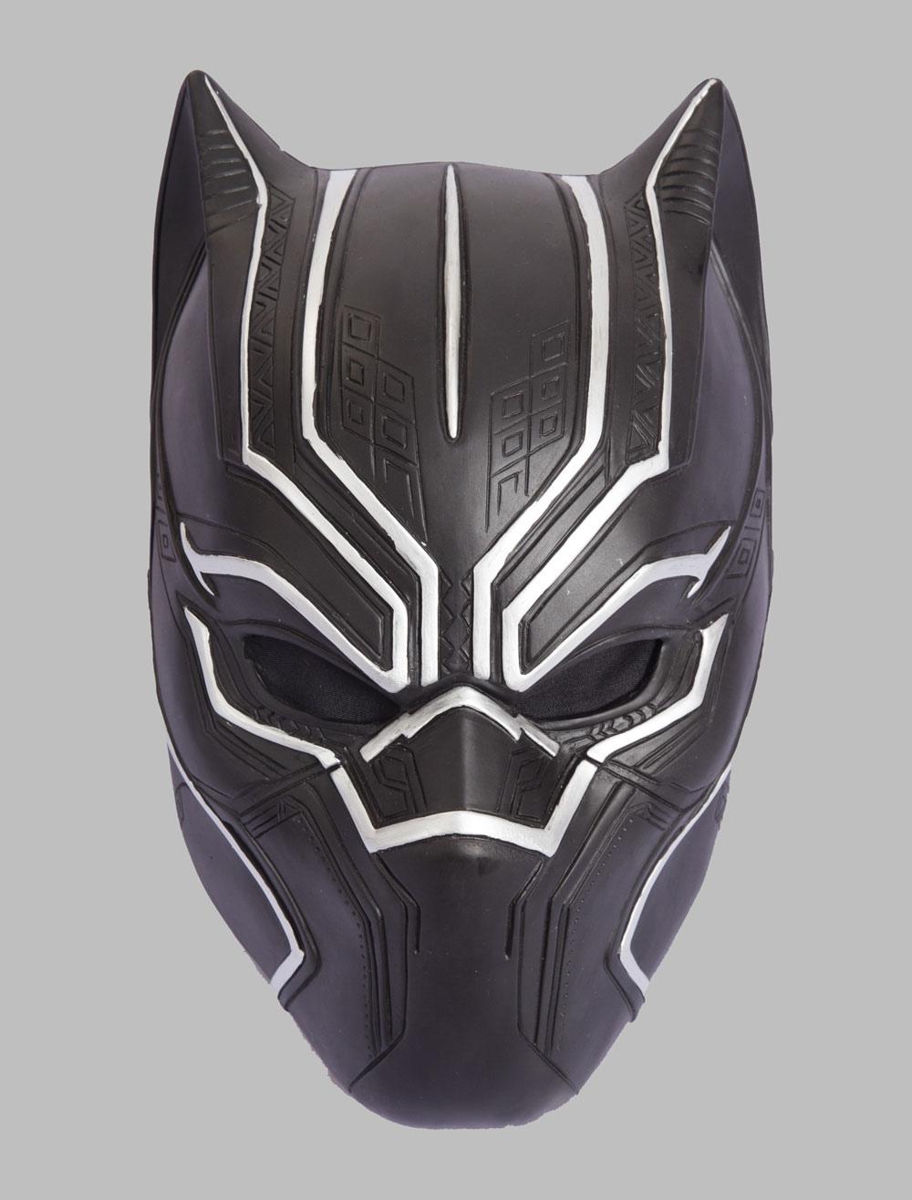 the avengers black panther halloween cosplay helm marvel. Black Bedroom Furniture Sets. Home Design Ideas