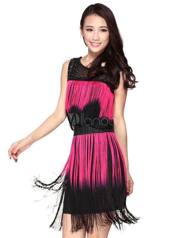 Платья с кисточками фото