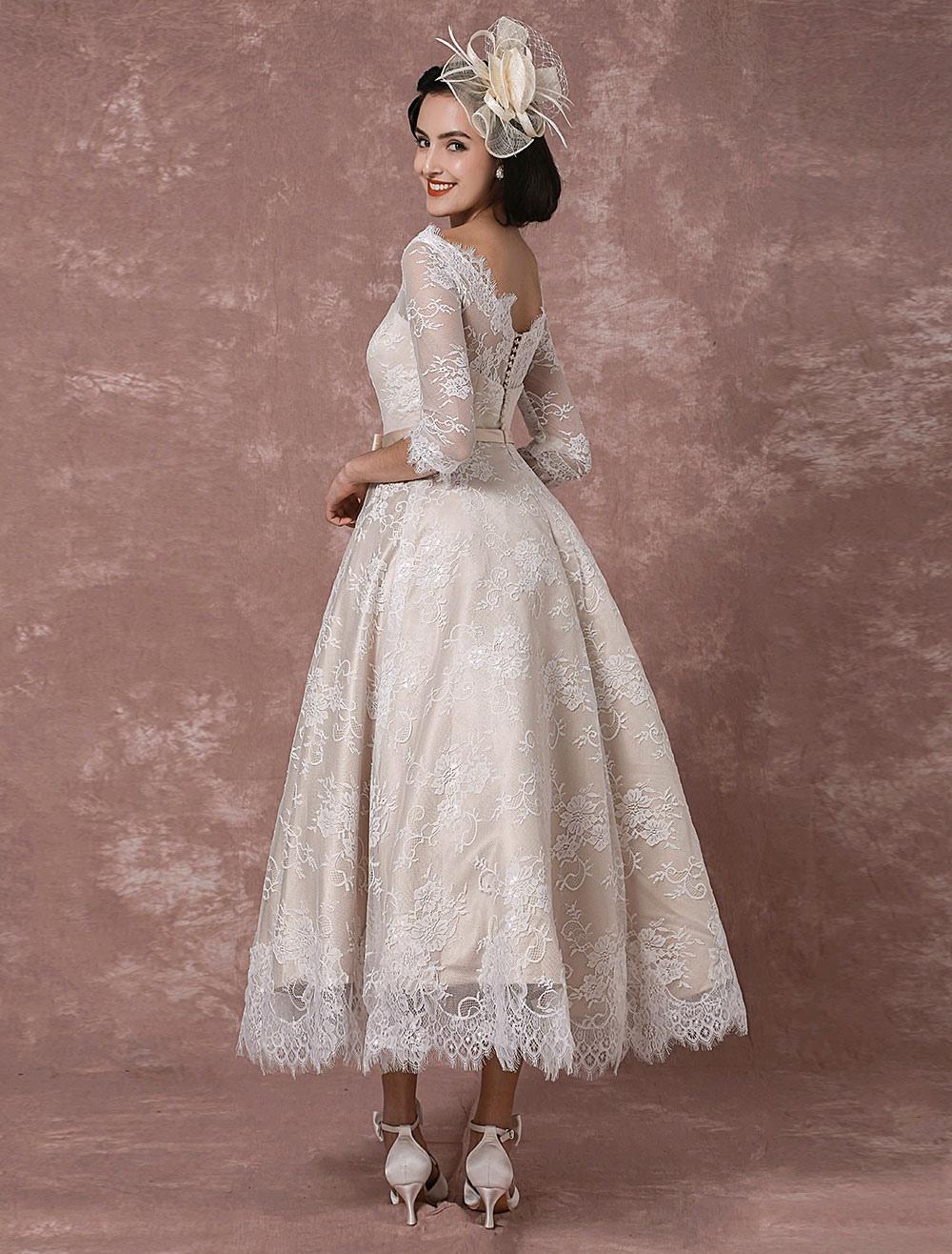 Robe de mariée plage  Milanoo.com
