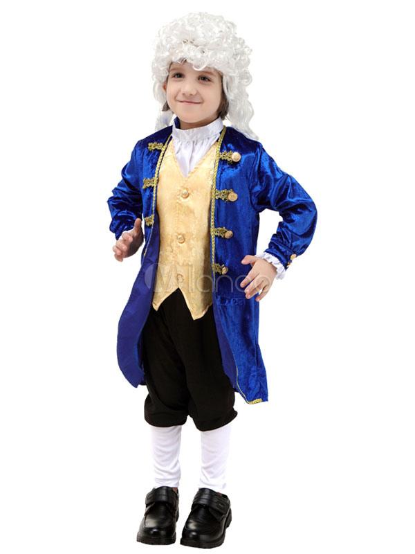 Boyu0026#39;s Aristocrat Costume Lawyer Politician Costume For Kids - Milanoo.com