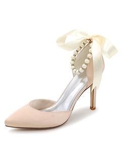 Affordable Elegant Wedding Shoes, High Heels for Women | Milanoo.com