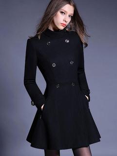 Women's Coats-Cheap Trench, Pea & Wool Coats for Women | Milanoo.com