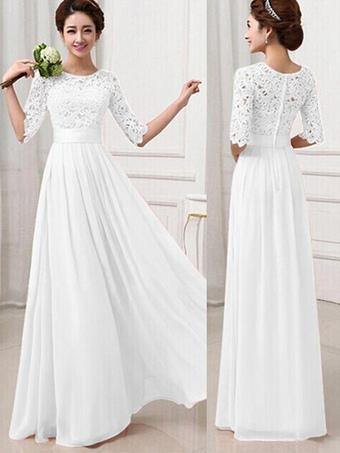Project d lace dress engagement