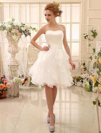 0a5ee711b67a Cool italia dress  Abiti da sposa corti vendita online