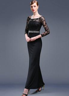 robe mariage invite noire - Robe Noire Mariage Invite