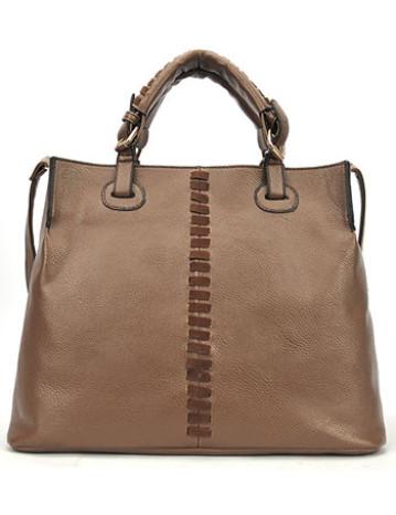 Особенно оранжевый ПУ кожаные кисточки женщин нести сумку - Milanoo.com.
