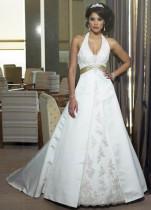 свадебное платье для полных невест.