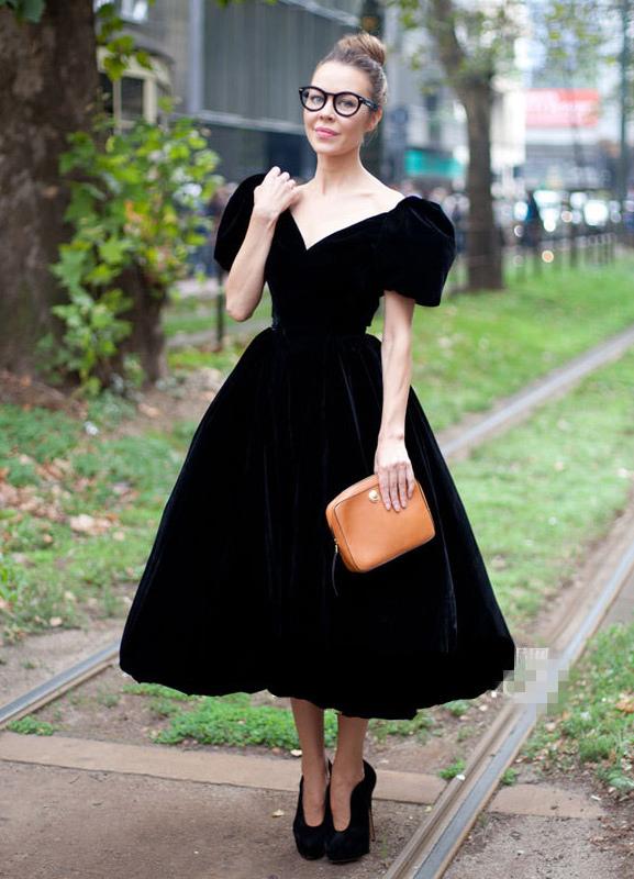 Kleider stil der 60er jahre