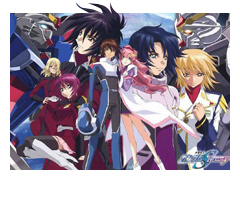 Gundam Seed Cosplay