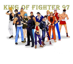 King of Fighter Cosplay