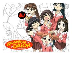 Azumanga Daioh Cosplay