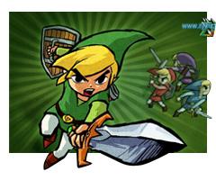 La legende de  Zelda