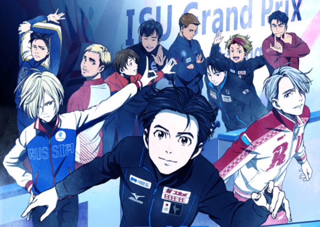 Yūri!!! On Ice