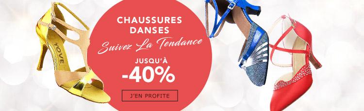 Chaussures danse en ligne for Danse de salon orleans
