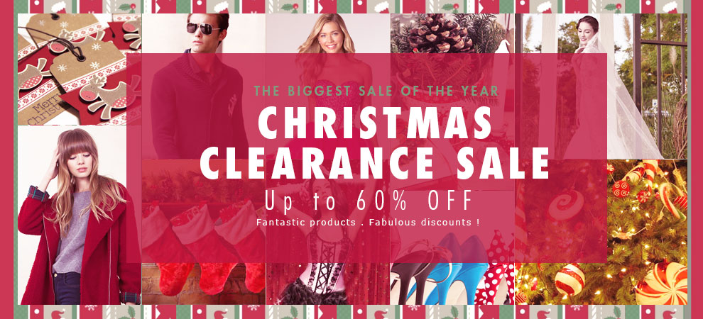 THE BIGGEST SALE OF THE YEAR U...