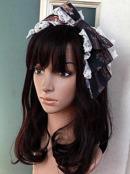 Exclusive Lolita Bow Headdress