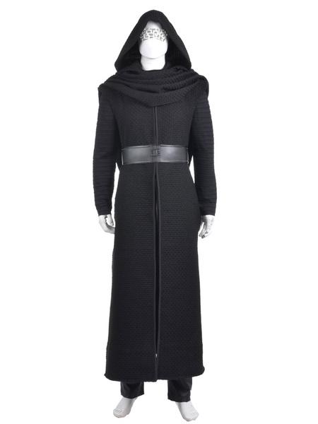 Star Wars: The Force Awakens Kylo Ren Ben Solo Halloween Cosplay Costume