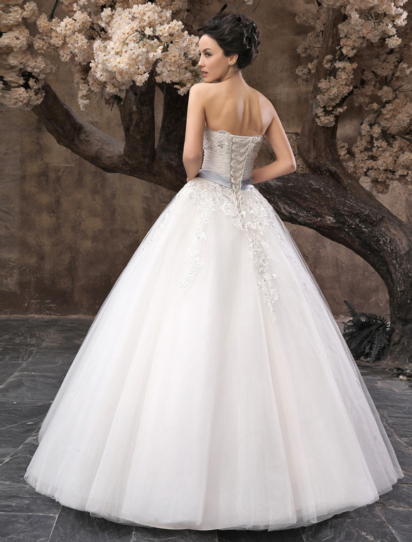 dress for a wedding gown floor length white wedding dress for 3684