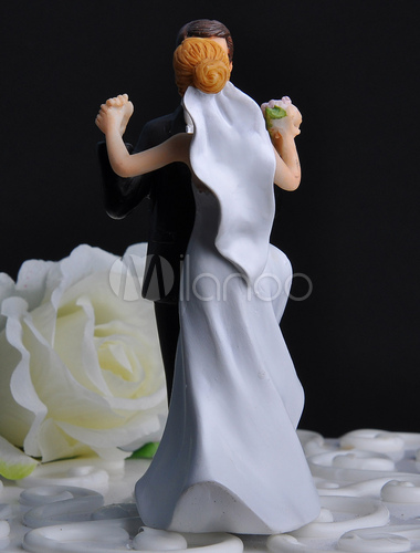 dancing couple wedding cake topper wedding cake topper milanoo 13328