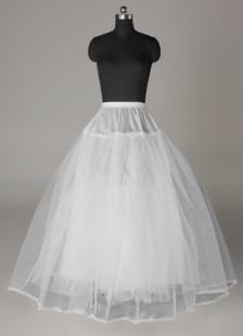 Netted Bridal Wedding Petticoat