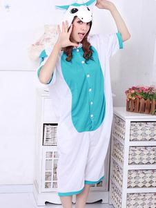Kigurumi Pajama Pig Onesie For Adult Cotton Animal Costume