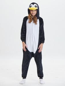 Image of Costume Carnevale Pinguino per bambini Pigiama Kigurumi Pigiama